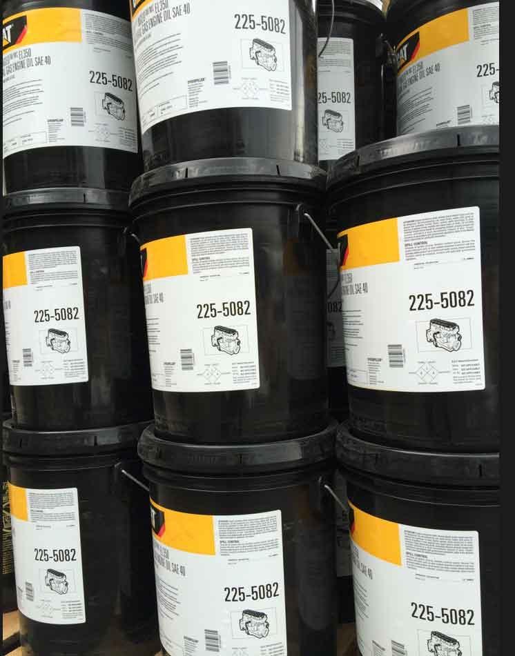 Cat Natural Gas Engine Oil El Sae