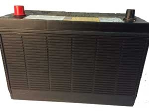 Picture of CAT 250-0473 Wet Battery